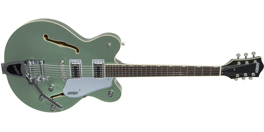 Gretsch G5622T Electromatic Center Block Double-Cut with Bigsby Laurel Fingerboard Aspen Green