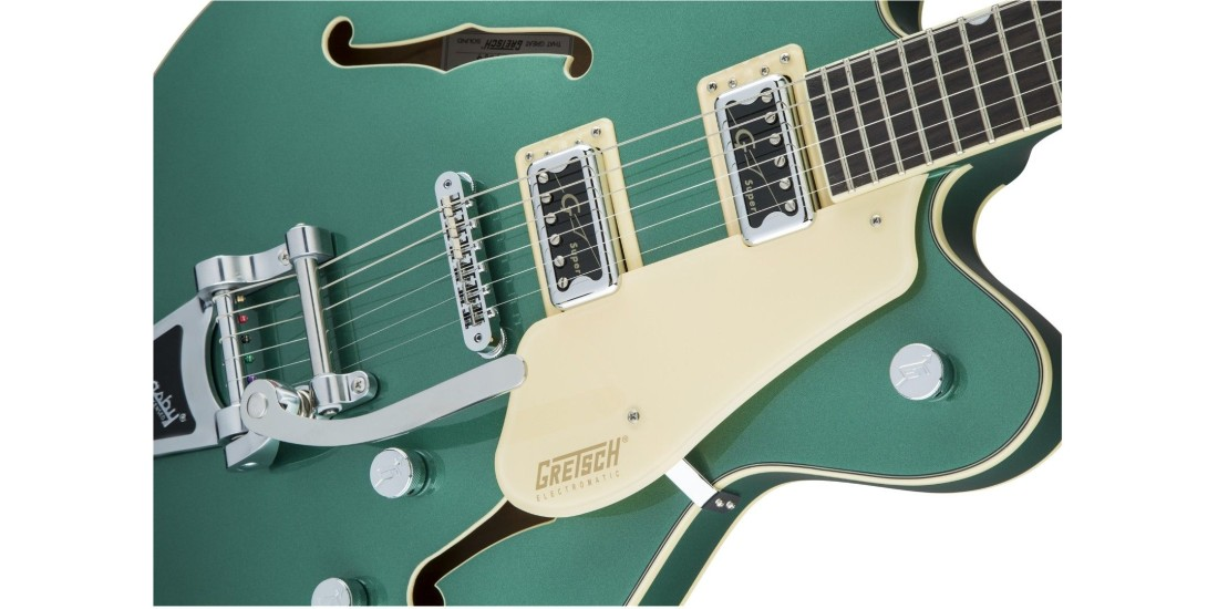 Gretsch G5622T Electromatic Center Block Georgia Green with Bigsby - Open Box