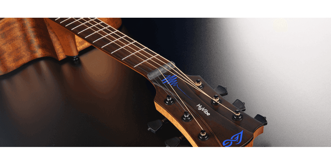 Lag THV10DCS Hydrive Tramontane Acoustic Electic Bluetooth Smart Guitar