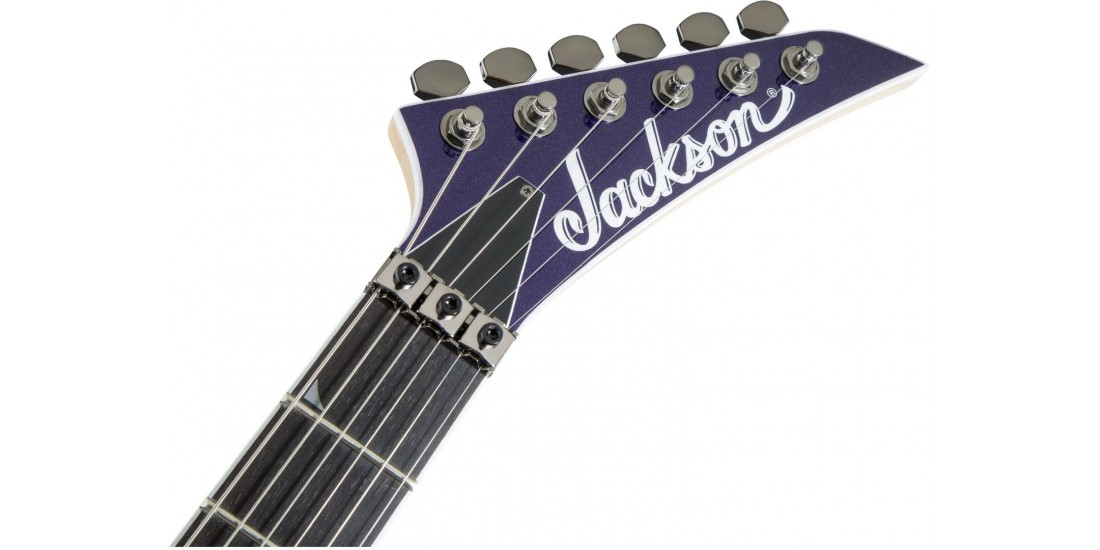 Jackson Pro Series Soloist SL2 Ebony Fingerboard Deep Purple Metallic -Open Box