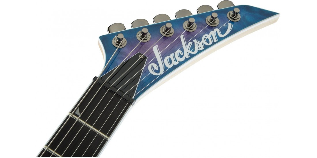 Open Box - Jackson Pro Series Soloist SL2Q HT MAH Ebony Fingerboard Northern Lights