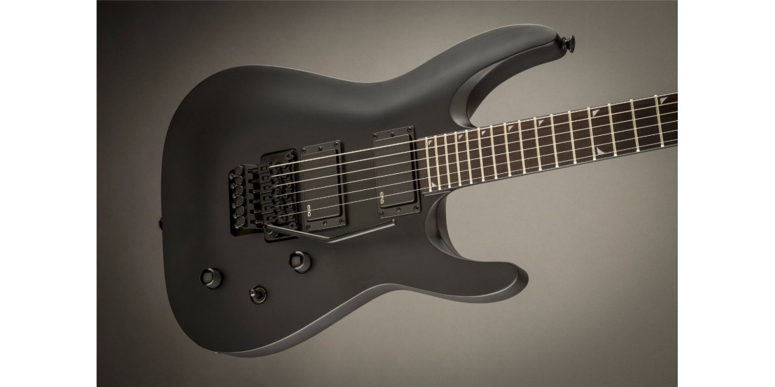 Open Box -  Jackson X Series SLATXMG3-6 Electric Guitar Satin Black