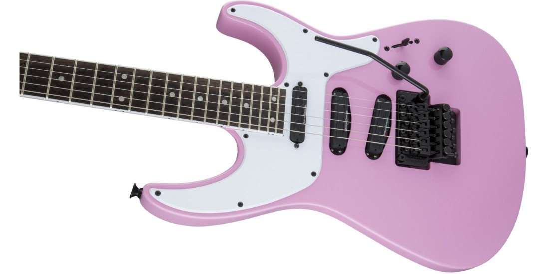 Open Box - Jackson X Series Soloist SL4X Rosewood Fingerboard Bubblegum Pink -Open Box