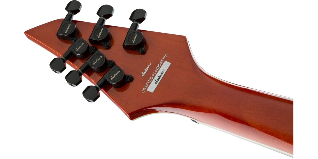 Demo - Jackson X Series Monarkh SCX Arched Flamed Maple Cherry Burst
