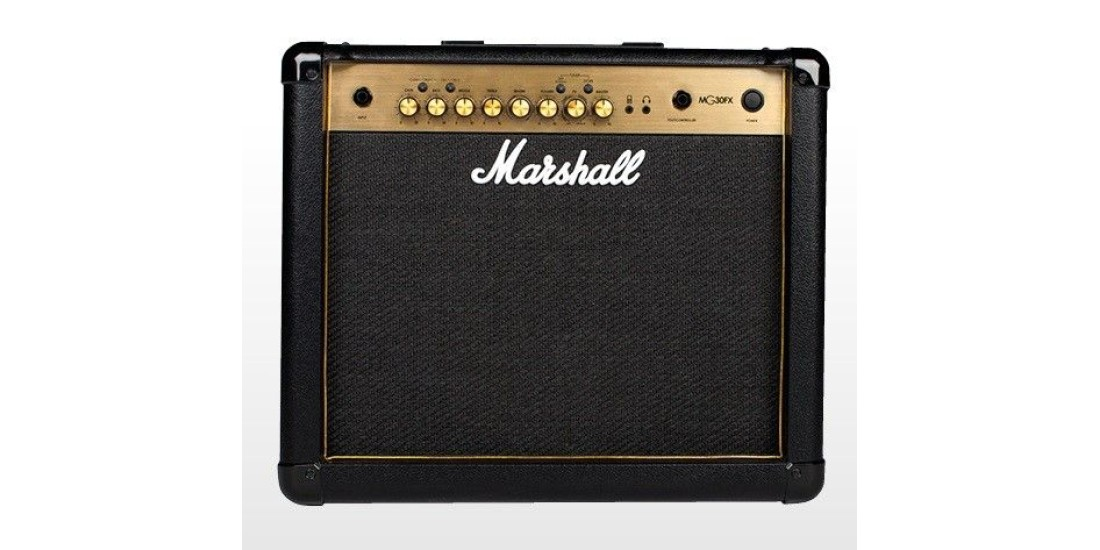 Marshall MG30GFX 30 Watt Combo Amplifier with 4 programmable channels
