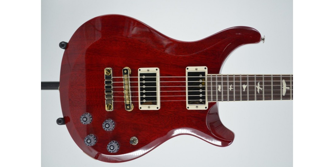Paul Reed Smith PRS S2 McCarty 594 Thinline Electric Guitar Vintage Cherry Ser# S2043318