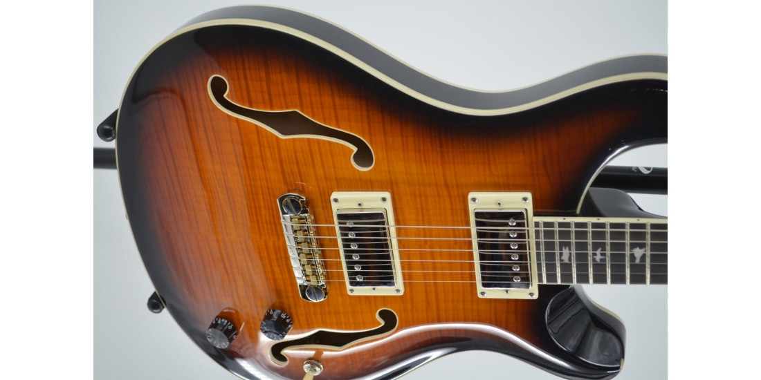 Paul Reed Smith PRS SE Hollow Body II Electric Guitar Hardshell Case Ser# C06325