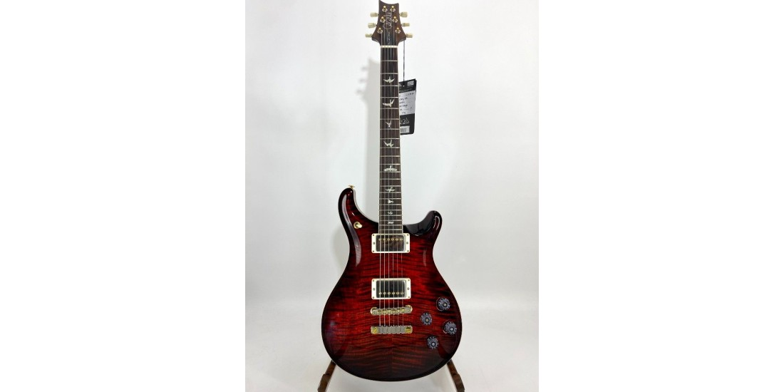 Paul Reed Smith PRS Core McCarty 594 10-Top Fire Red Burst Ser # 0292801