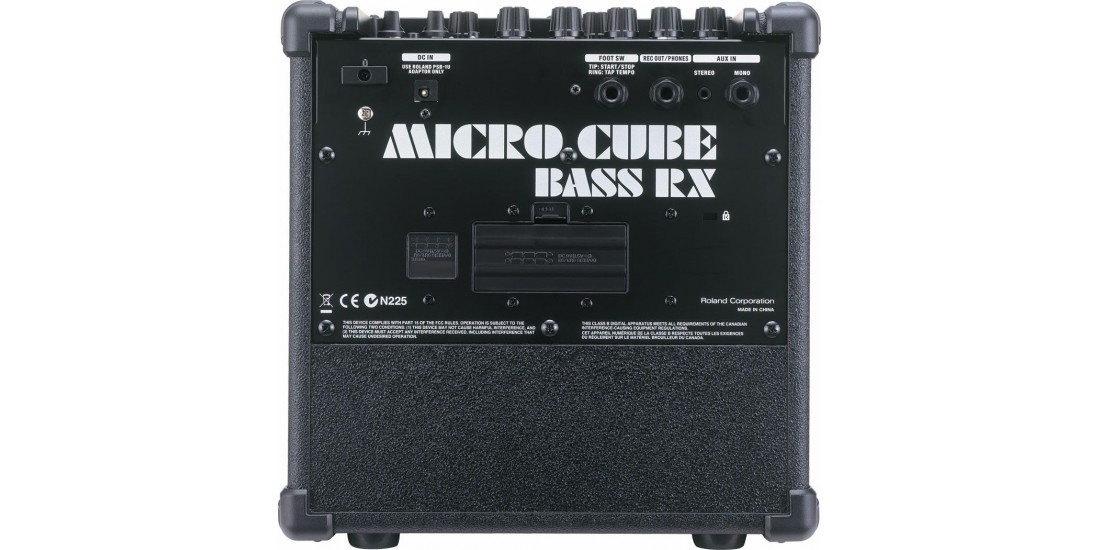 Roland Microcube Bass RX Battery Powered Guitar Amplifier