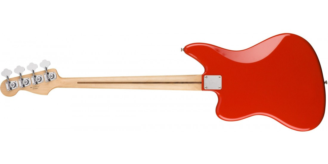 Fender Player Jaguar Bass Pau Ferro Fingerboard Sonic Red