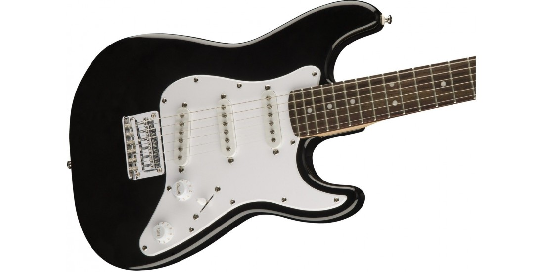 Fender Squier Mini Rosewood Fretboard Black