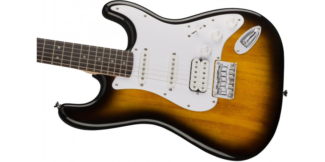 Fender Squier Bullet Stratocaster HSS Hard Tail Rosewood Fingerboard