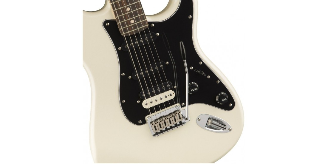 Fender Squier Contemporary Stratocaster HSS Rosewood Fingerboard Pearl White
