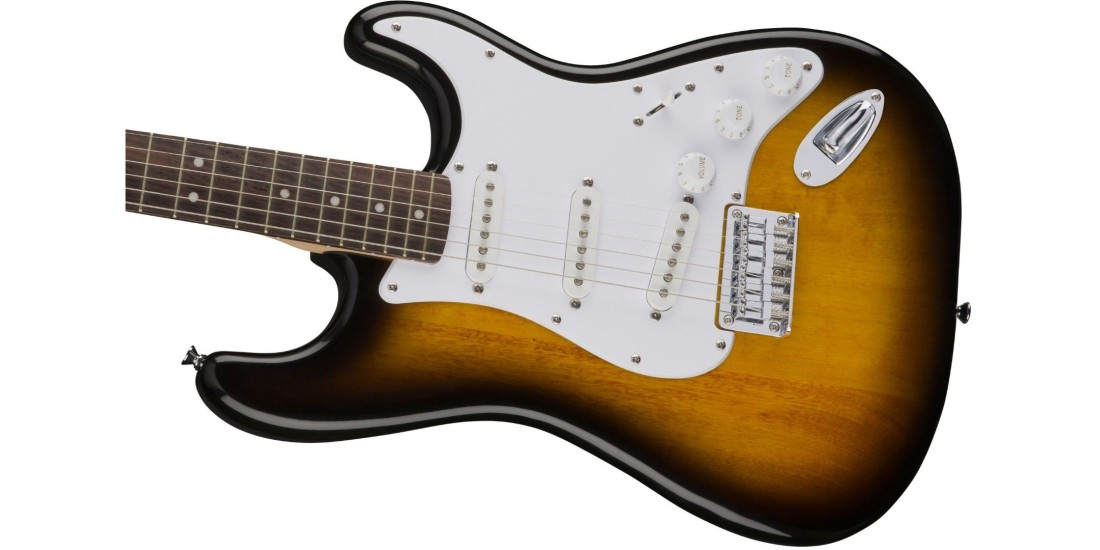 Fender Bullet Stratocaster SSS Hard Tail Laurel Fingerboard Sunburst