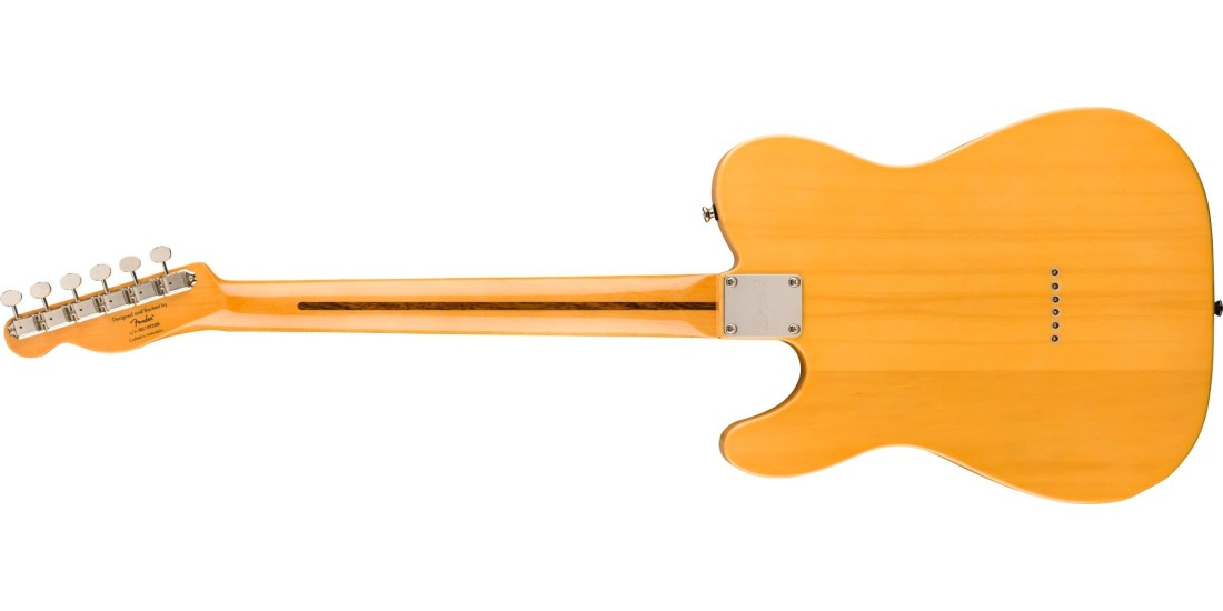 Fender Classic Vibe 50s Telecaster Maple Fingerboard Butterscotch Blonde