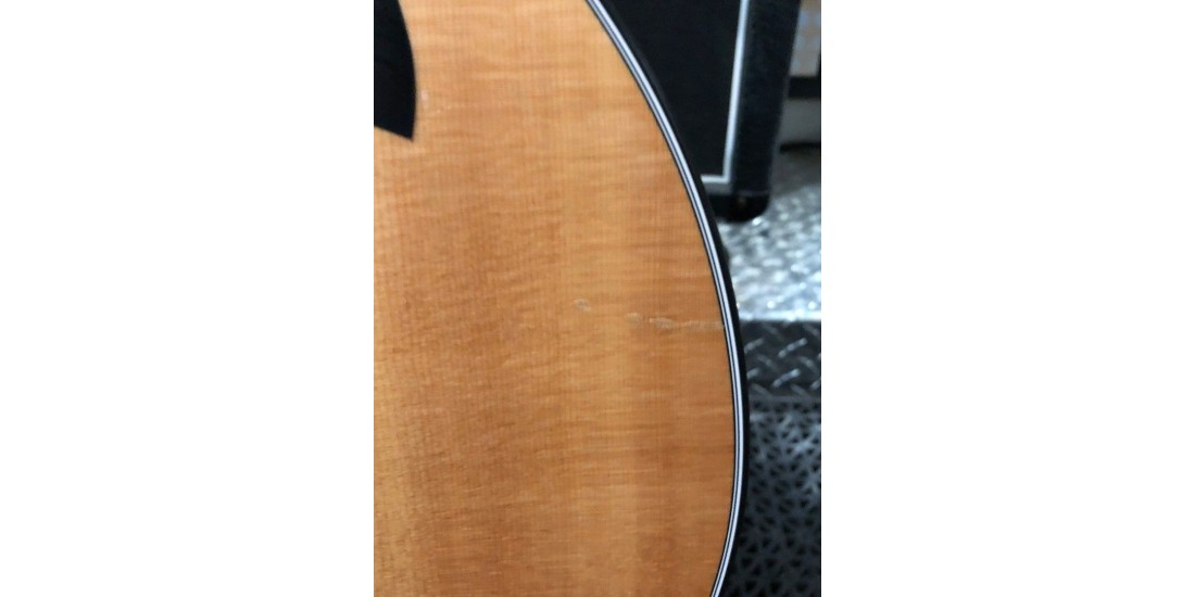 Used - Taylor 314CE Guitar Grand Auditorium Electric Acoustic Guitar