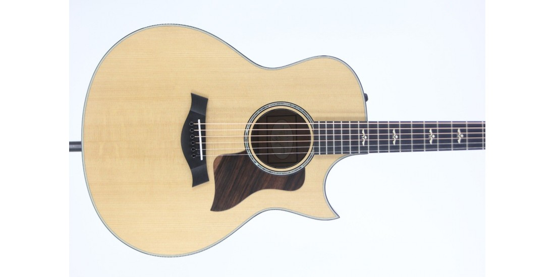 2017 - Taylor 616CE Grand Symphony Electric Acoustic Guitar SN# 1110277034