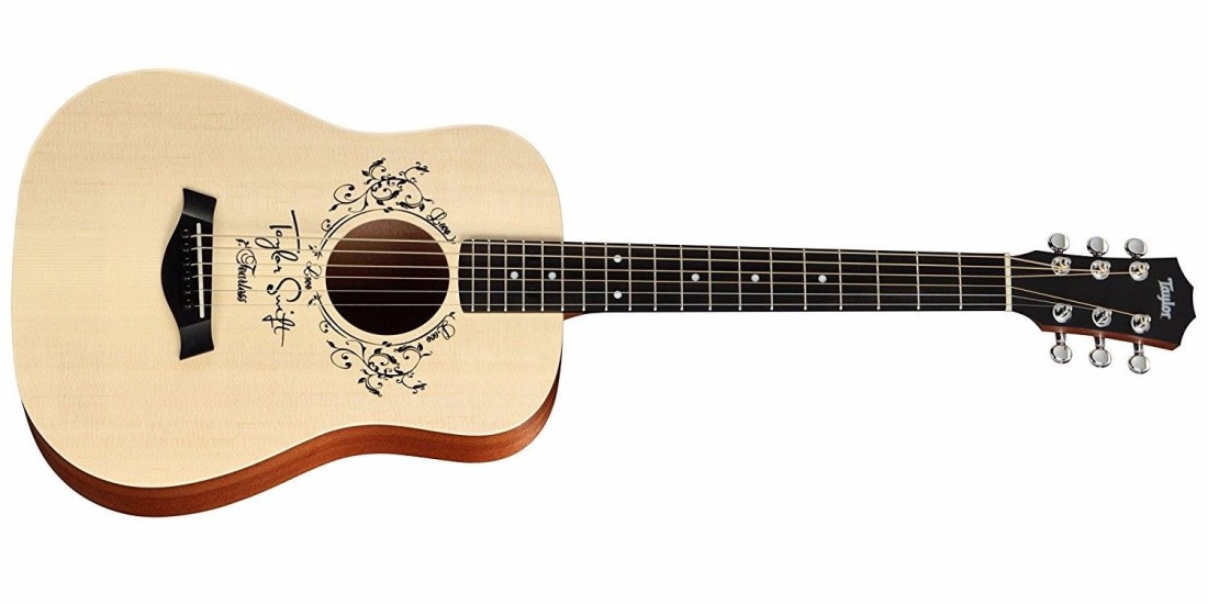 Taylor Swift Baby Taylor TSBT half Size Dreadnought Acoustic Guitar