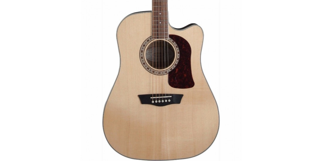 Washburn HD30SCE Heritage Series Cutaway Acoustic Electric