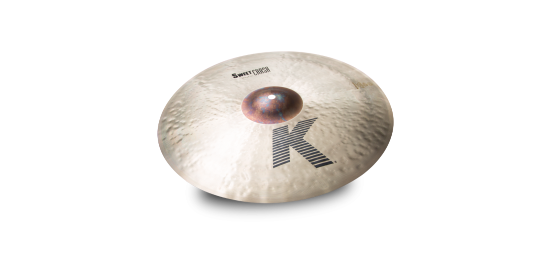 Zildjian K Custom 17 inch Sweet Crash