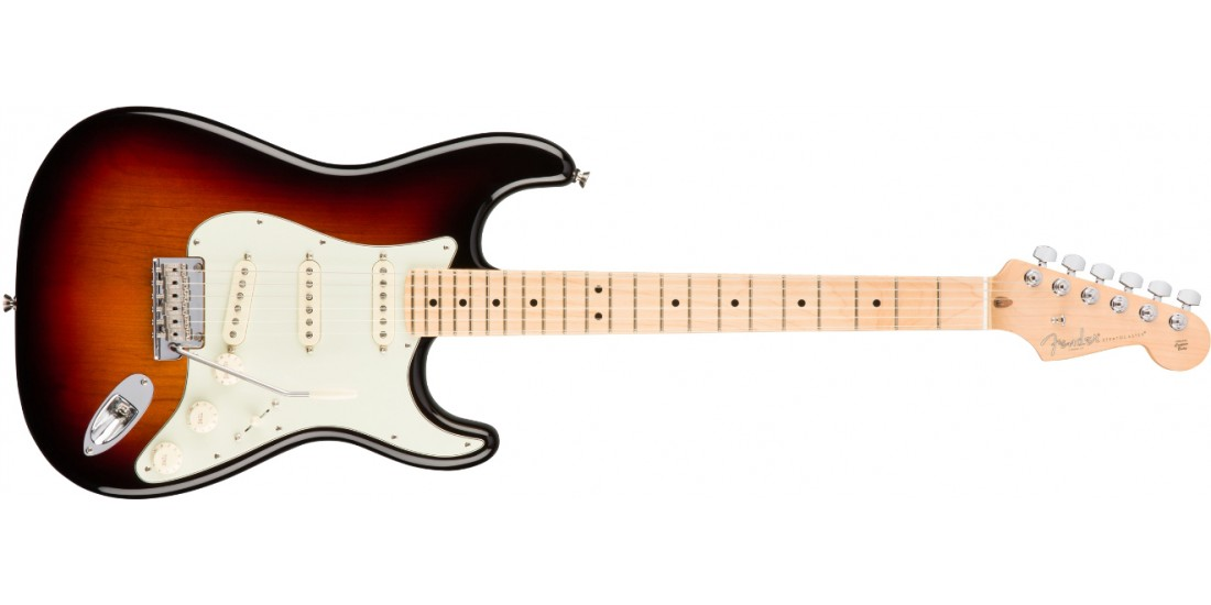 Open Box - Fender American Professional Stratocaster Maple Fretboard