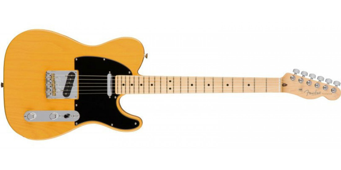 Open Box - Fender American Professional Telecaster Butterscotch Blonde