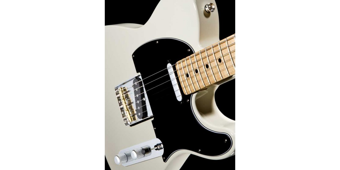Fender American Special Telecaster Electric Guitar Olympic White