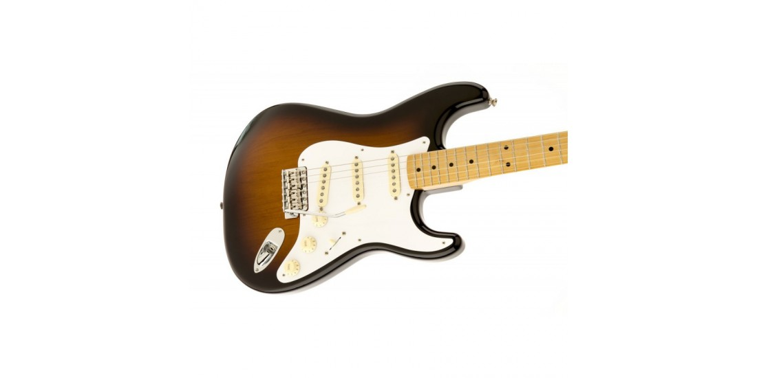 Open Box - Fender Classic 50s Stratocaster Maple Neck 2 Color Sunburst