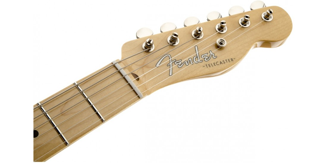 Fender  Classic  Player  Baja  Tele  Maple  Neck  2  Tone  Sunburst