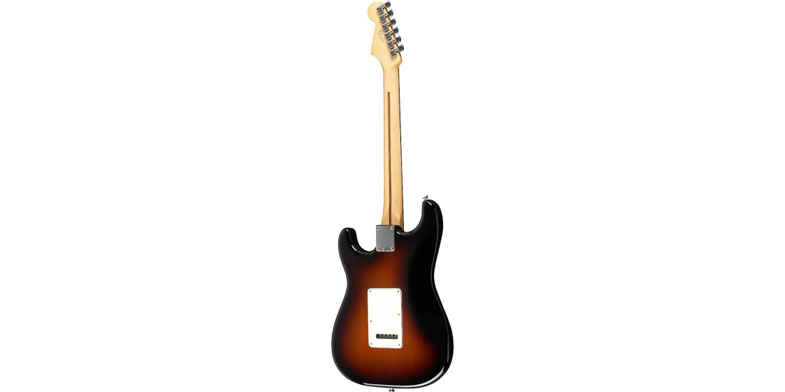 Fender Standard Stratocaster Brown Sunburst with Rosewood Fretboard