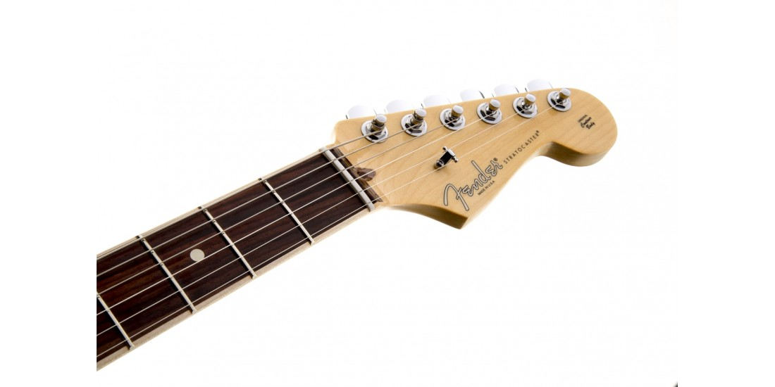 Fender Limited Edition American Standard Stratocaster Channel Bound Rosewood Dakota Red B Stock