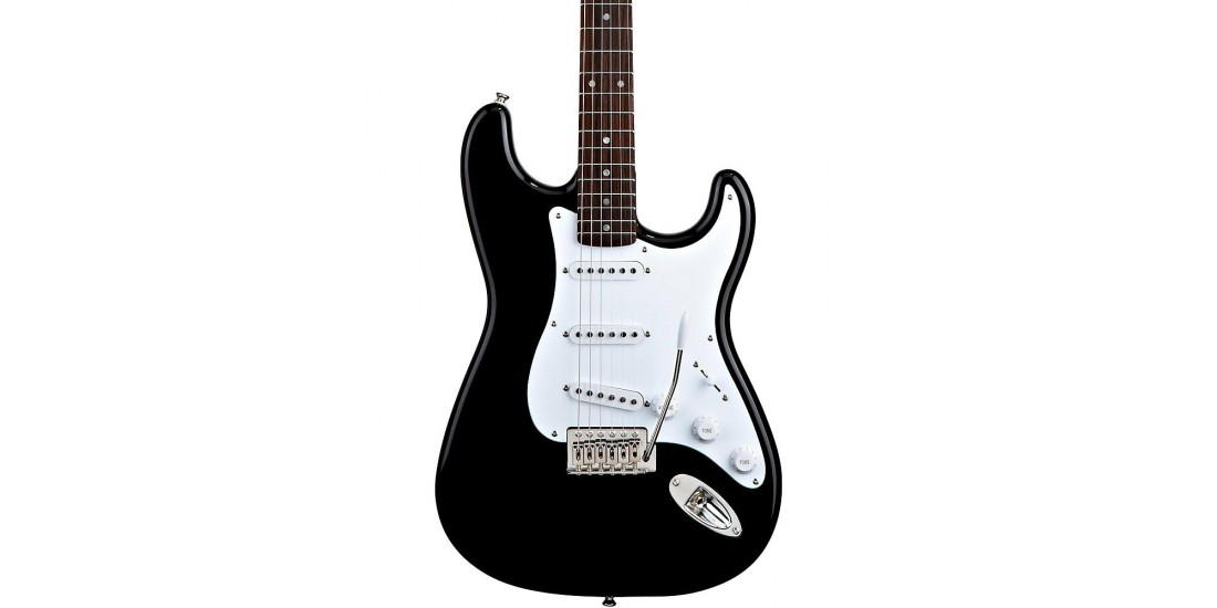 Fender Squier Bullet with Tremolo Black Rosewood Fretboard