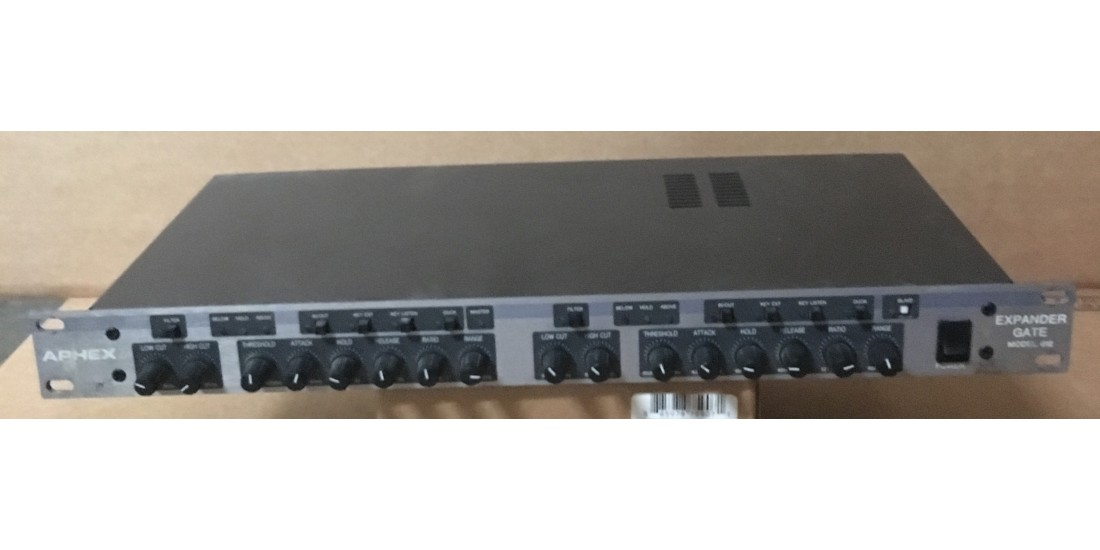 Aphex Expander Gate Model 612 Stereo Expander/Noise Gate