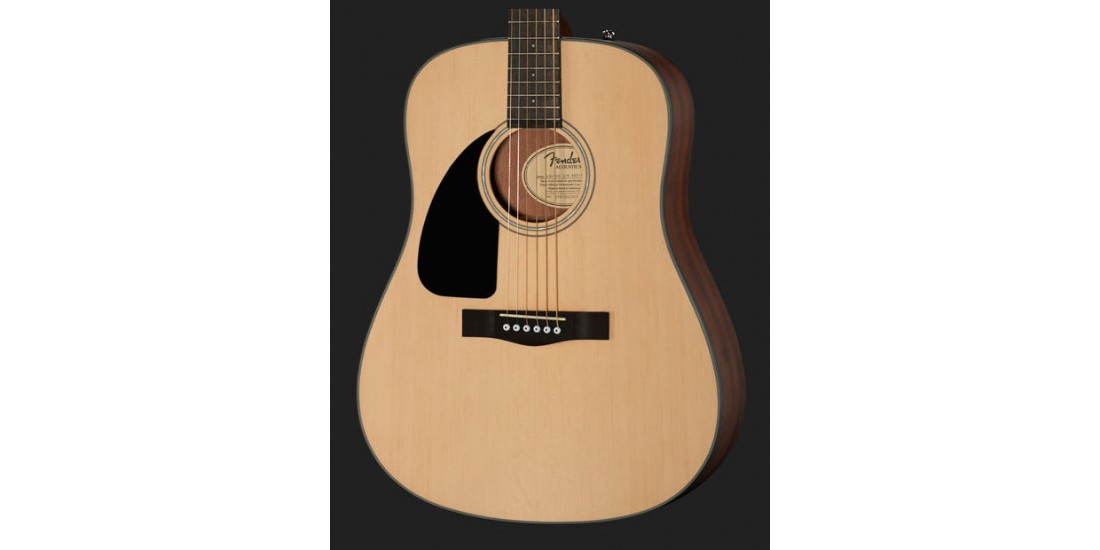 Fender CD100-LH Left-Handed Acoustic Guitar