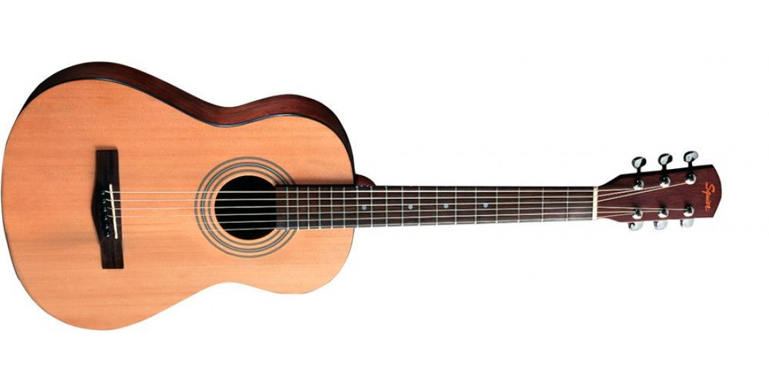 Fender  MA-1  Steel  String  3/4  Size  Acoustic  Guitar  Natural  Finish