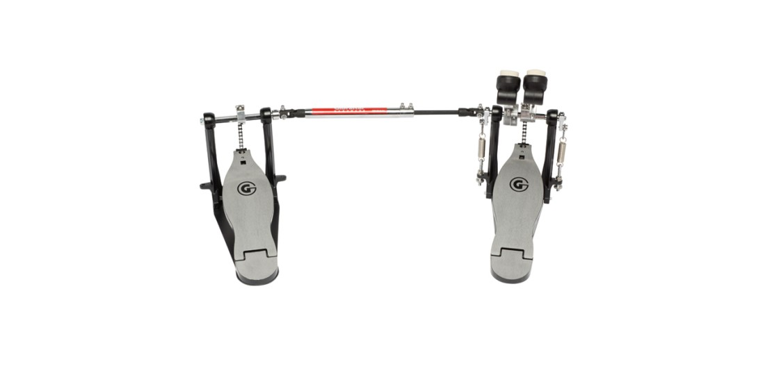 Gibraltar 4711SC-DB Double Bass Drum Pedal Chain Drive