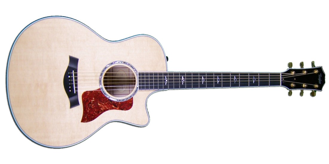 Used - Taylor 616CE Grand Symphony Electric Acoustic Guitar