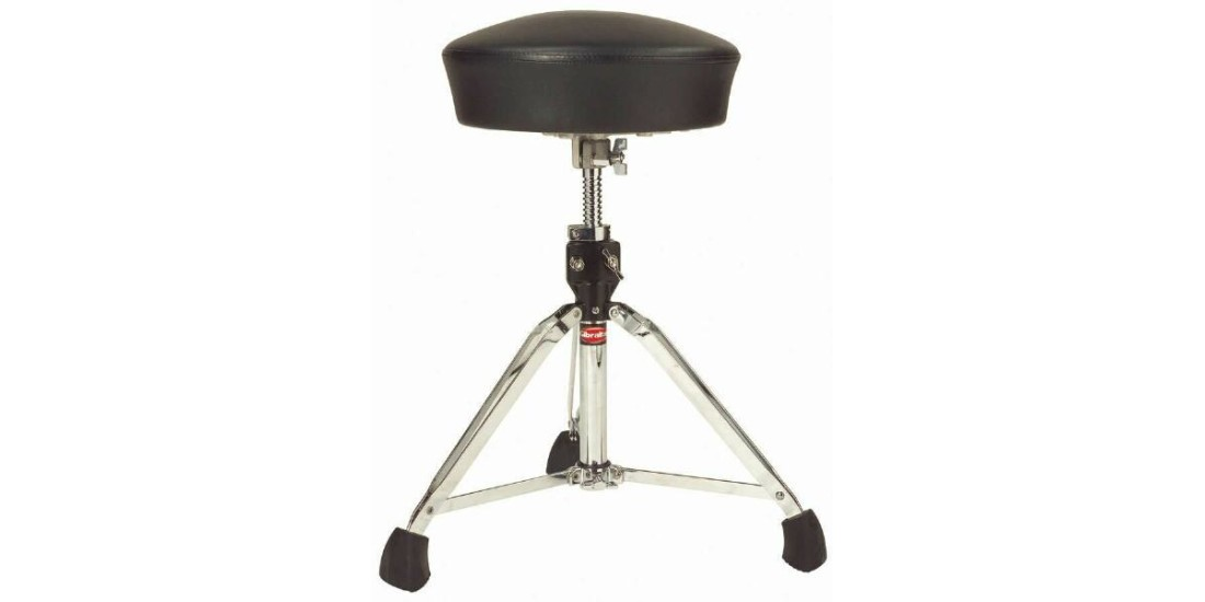 Gibraltar 9608D Dome Shaped Seat Drum Throne