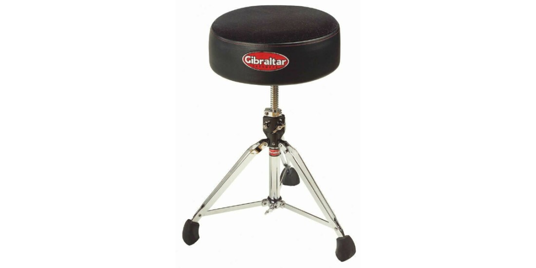 Gibraltar 9608SFT Ultra Soft 5 Inch Thick Drum Throne Top