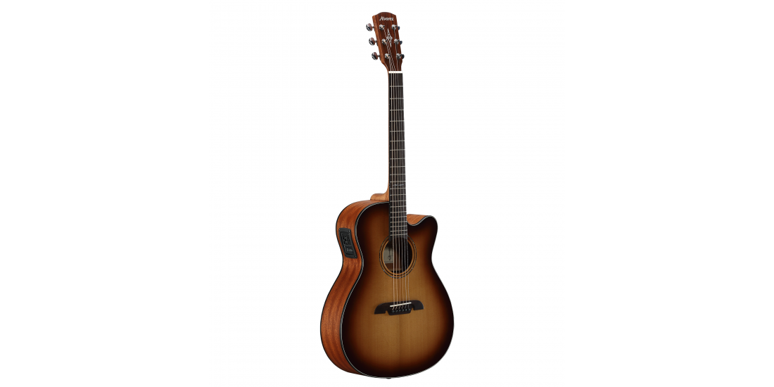 Alvarez AF60CESHB Acoustic Electric Guitar Shadow Burst Finish