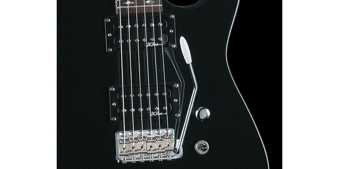 BC Rich ASM1PBK ASM 1 Electric Guitar Pearl Black