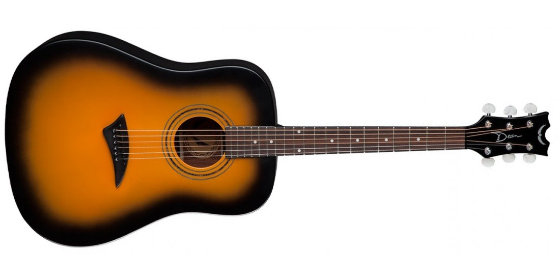 Dean AXS Dreadnought - Tobacco Sunburst Satin