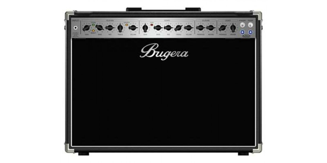 Bugera 6262  2x12 Combo Amplifier