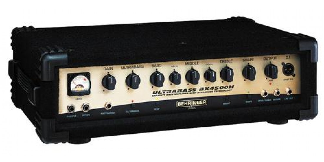 Behringer Ultrabass Bass Guitar Amp Head