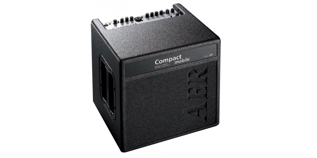 AER Compact Mobile Acoustic Guitar Amp