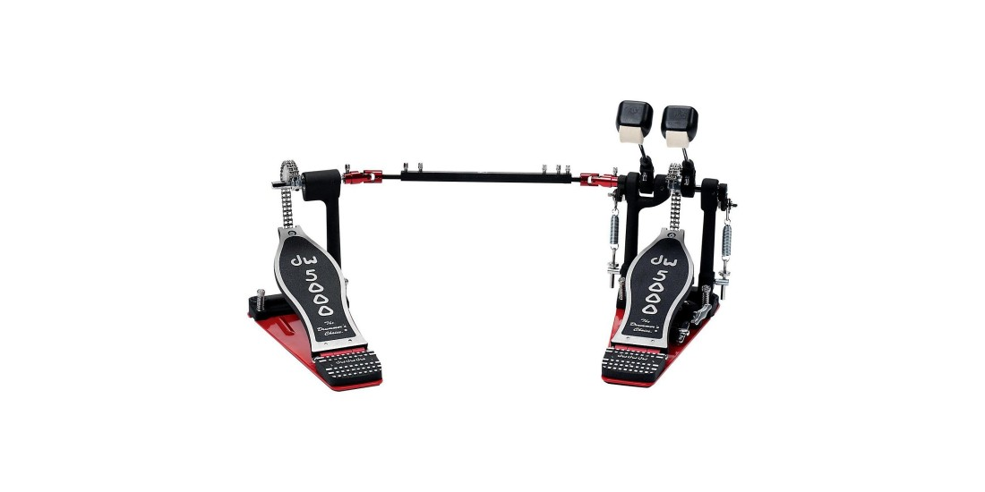 Drum Workshop DWCP5002AD4 Accelerator Double Bass Drum Pedal