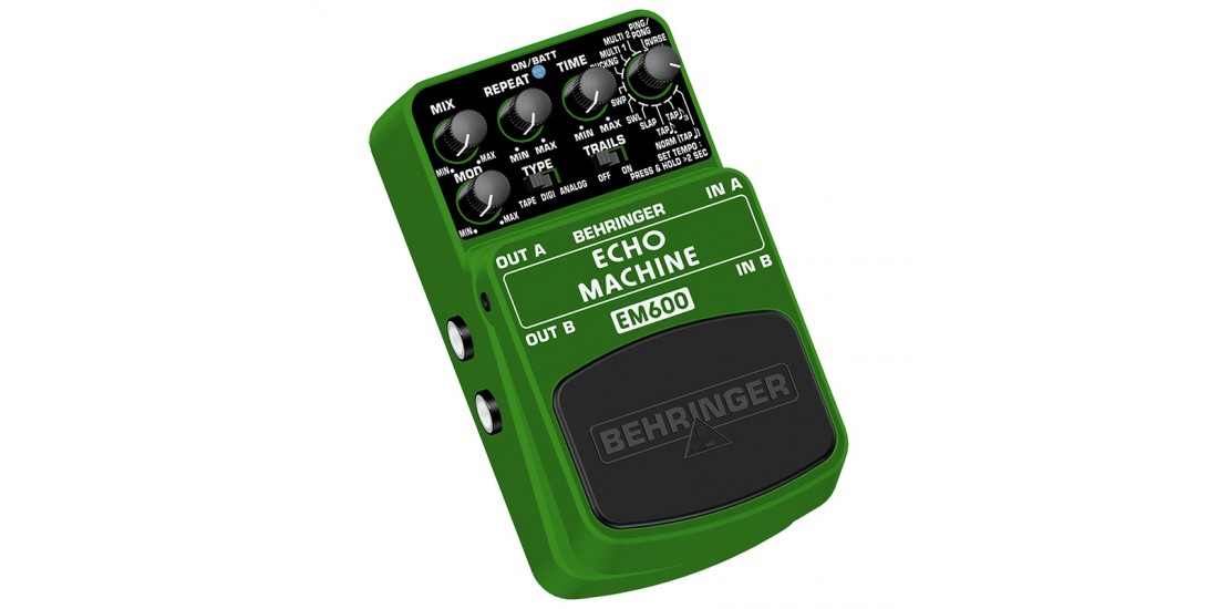 Behringer Echo Machine Delay/Echo Pedal