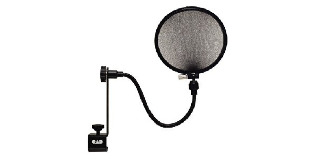 CAD Audio EPF15A Pop Filter on 15 Inch Gooseneck