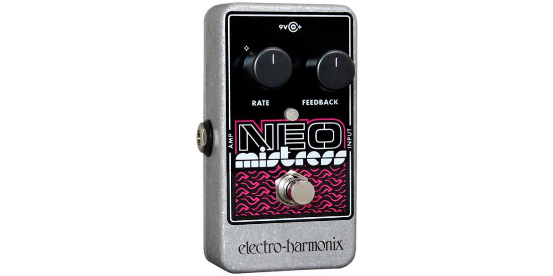 Electro Harmonix NEO Mistress Flanger Guitar Pedal