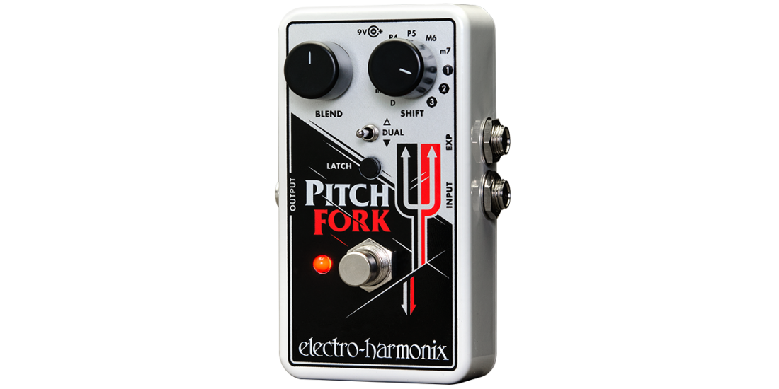 Electro Harmonix Pitch Fork Octave Pedal